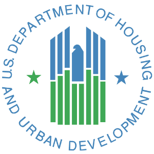 Department of Housing and Urban Development Logo Large