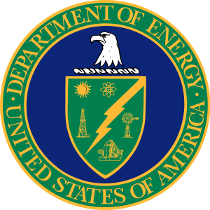 US Department of Energy Logo Large